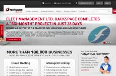 Rackspace亚洲官网